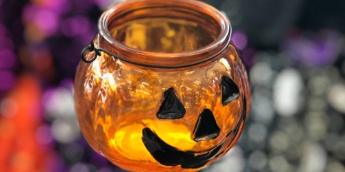 Fall and Halloween Decor Only $1 at Dollar Tree