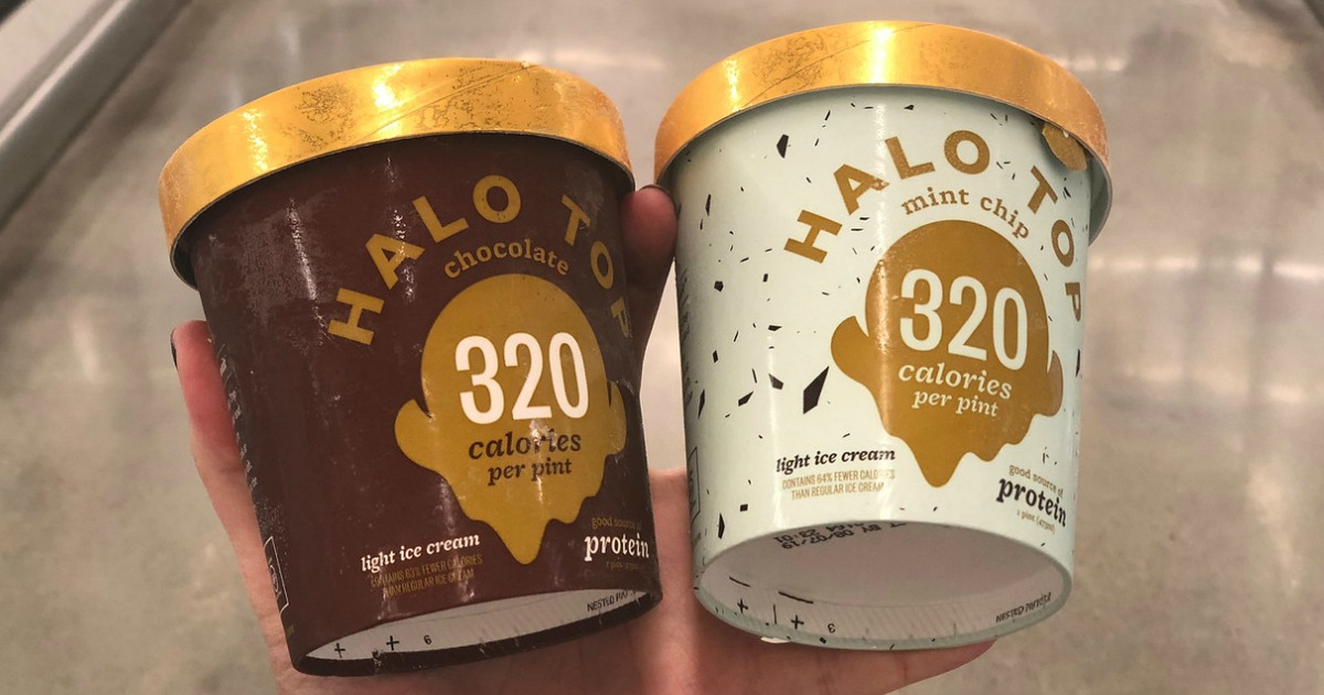 photograph about Halo Top Printable Coupon titled Totally free Pint of Halo Best Ice Product Coupon (Readily available 9/22