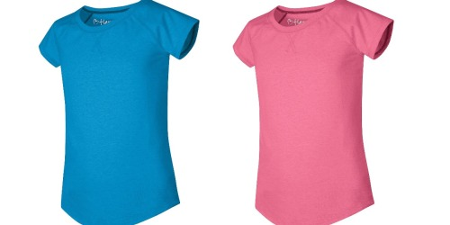 Hanes Girl's Tees as Low as $2.39 Shipped (Regularly $8)