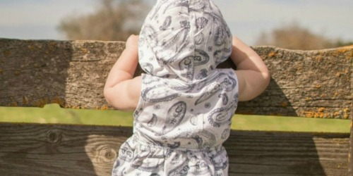 Up to 80% Off Burt's Bees Baby Apparel