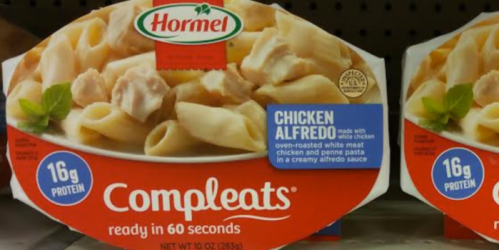 Free Hormel Compleats Product For Kroger & Affiliate Shoppers
