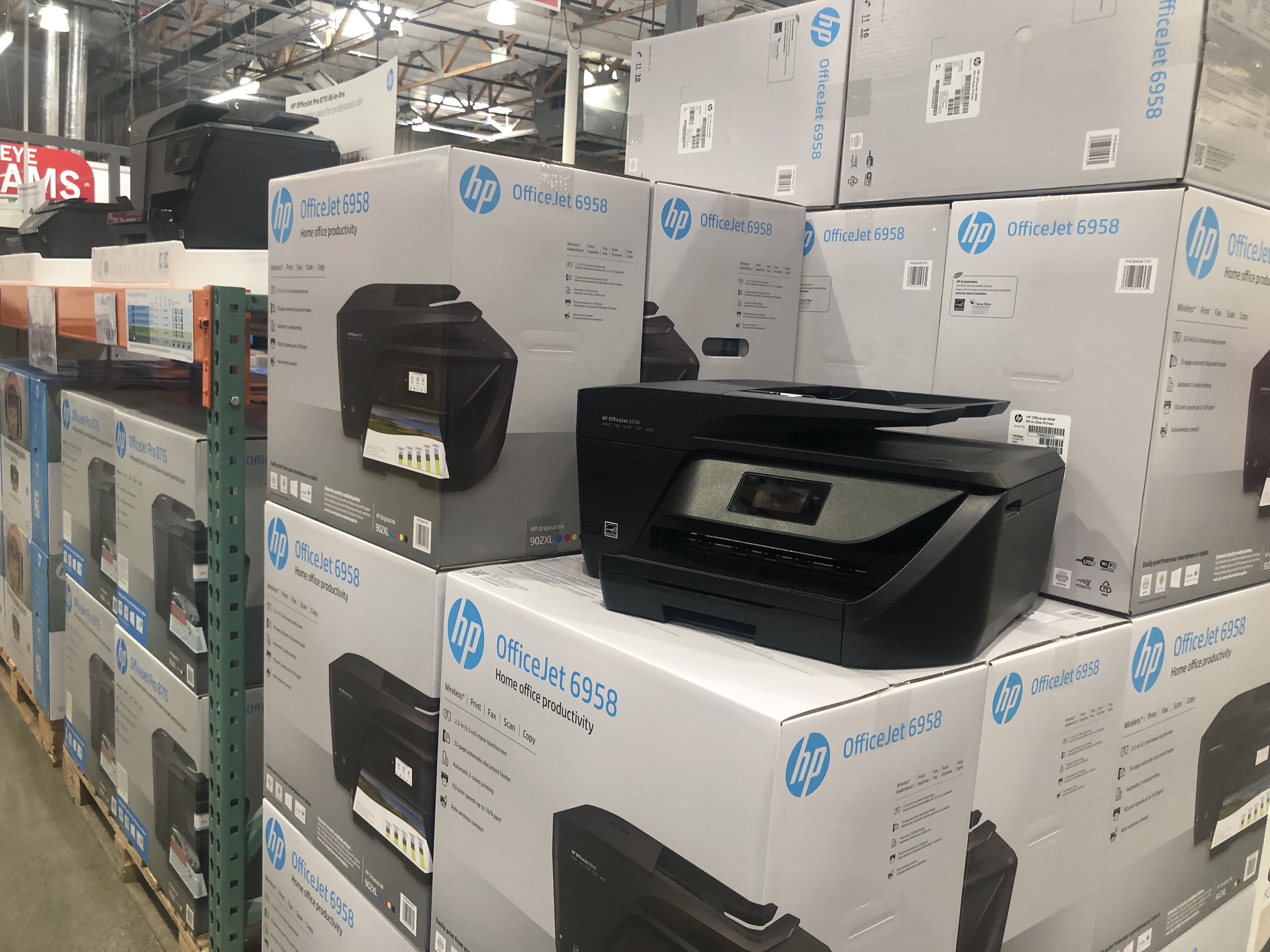 Costco Monthly Deals for September 2018 - HP OfficeJet Printer at Costco
