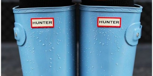Over 50% Off Hunter Boots + Free Shipping