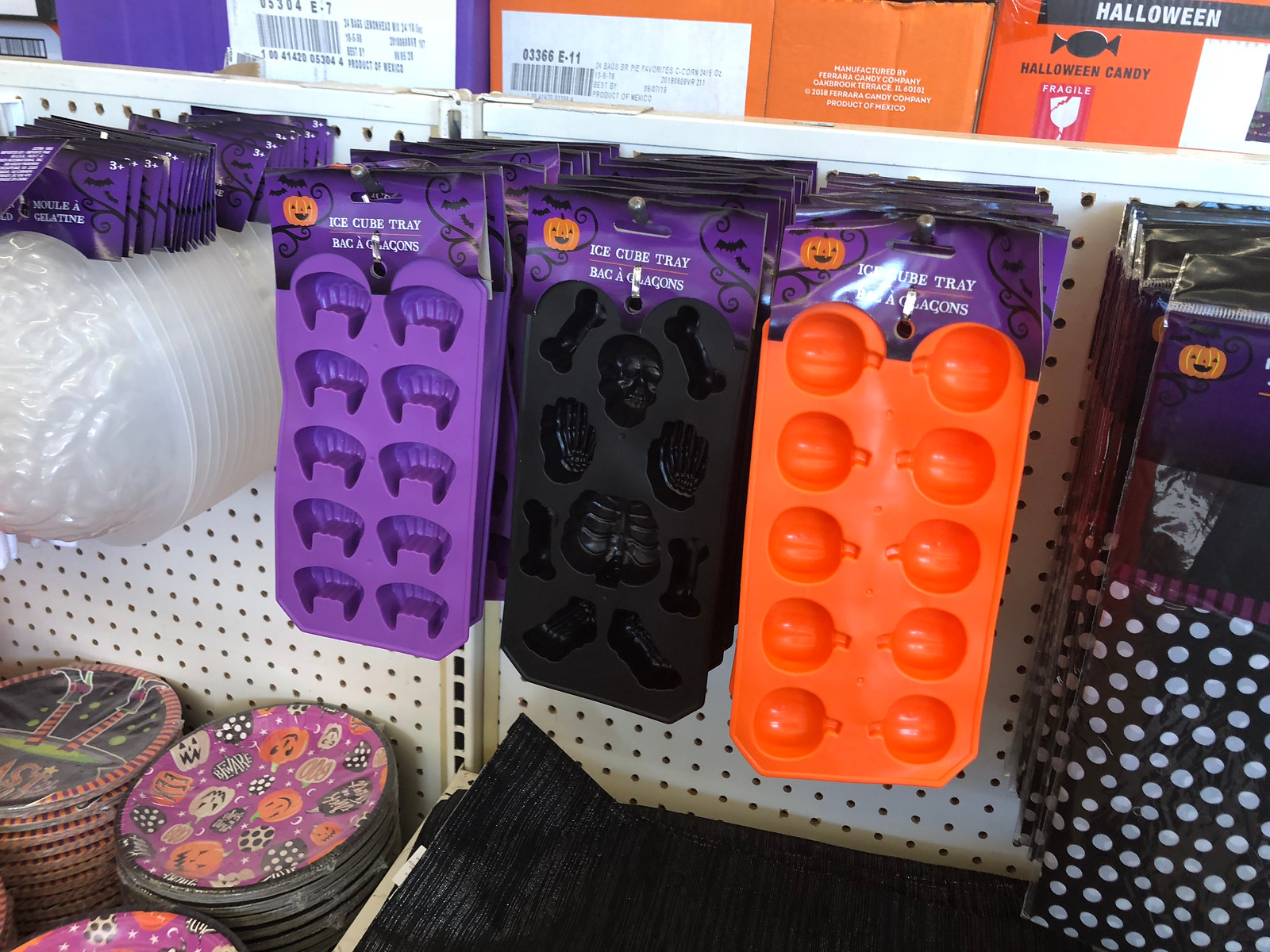 halloween decorations, party supplies & more only $1 each at dollar