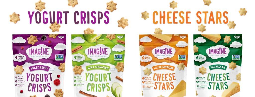 Imagine Snacks Variety Pack