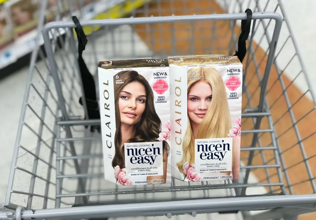 Rite Aid Clairol Hair Color