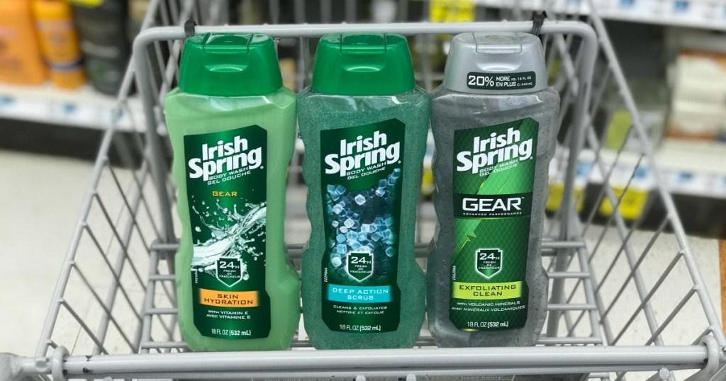 Rite Aid Irish Spring Body Wash