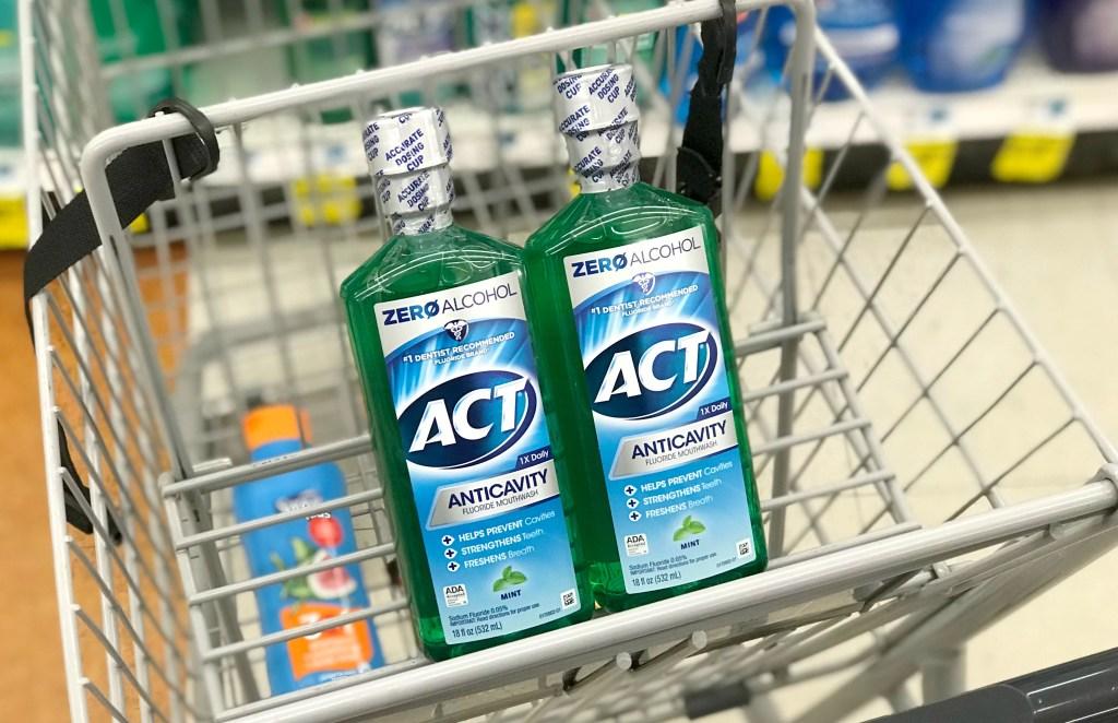 Rite Aid Act Mouthwash