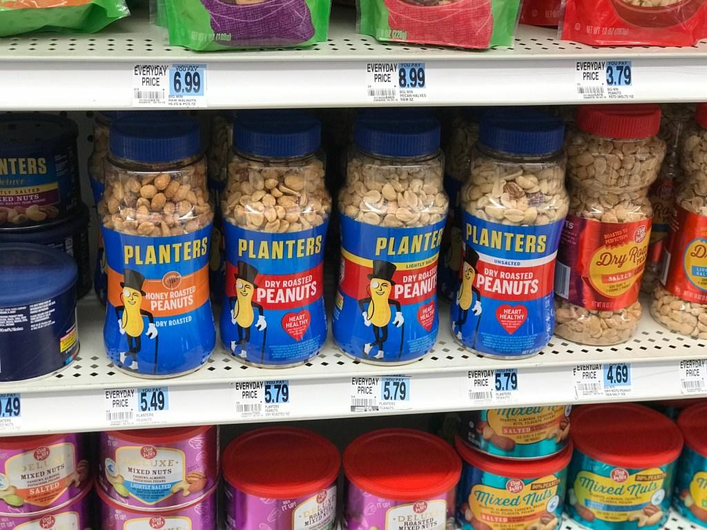 Rite Aid Planters Peanuts