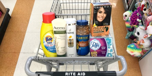 Tide Detergent Only $1.99, Discounted Gift Cards & More at Rite Aid (Starting 9/30)