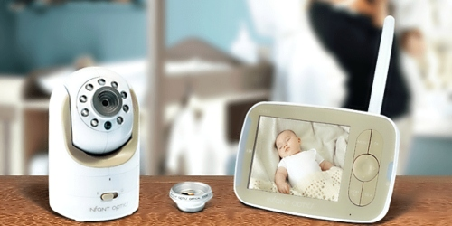 Award-Winning Video Baby Monitor Only $69 Shipped (Must-Have Baby Registry Item)