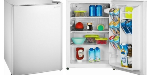 Insignia Mini Fridge AND $5 Best Buy Gift Card Only $74.99 Shipped (Great for College Students)