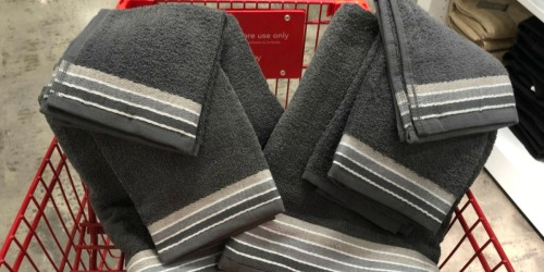 Home Expressions 6-Piece Bath Towel Sets as Low as $8.66 at JCPenney (Regularly $48) + More
