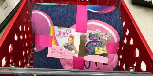Possibly 50% Off JoJo Siwa & Star Wars Quilt Sets at Target + More