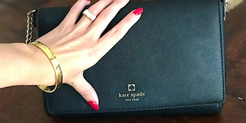 Up to 75% Off Kate Spade Handbags & Wallets
