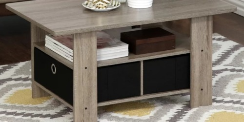 Coffee Tables Starting at $36.50 (Regularly $80+)