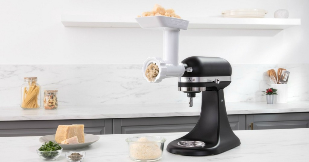 KitchenAid Food Grinder Attachment Only $26 Shipped ...