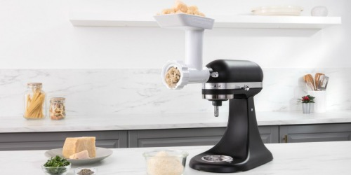 KitchenAid Food Grinder Attachment Only $26 Shipped (Regularly $70)