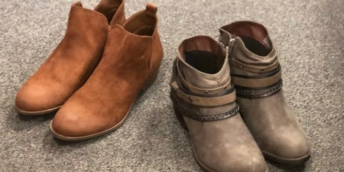 Kohl's: SO Women's Boots Only $16.99 (Regularly $40+)