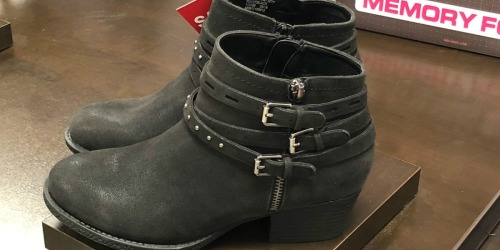 Women's Boots Only $25.49 (Regularly $60+) + Get $5 Kohl's Cash