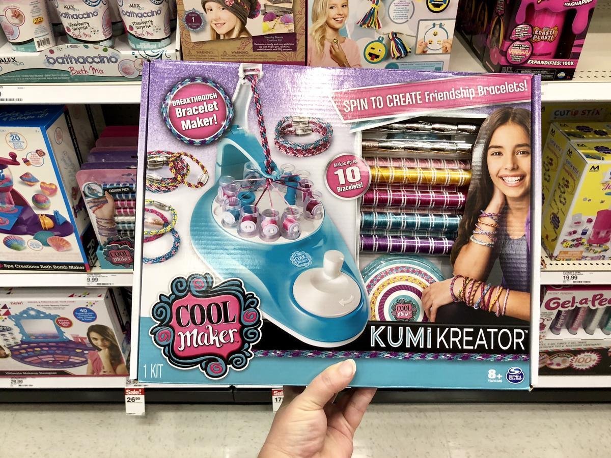 target top holiday toys 2018 – Kumi Kreator at Target