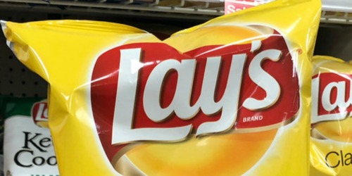Over 50% off Lay's Chips and Pepsi 12 Packs After Cash Back at Target & More