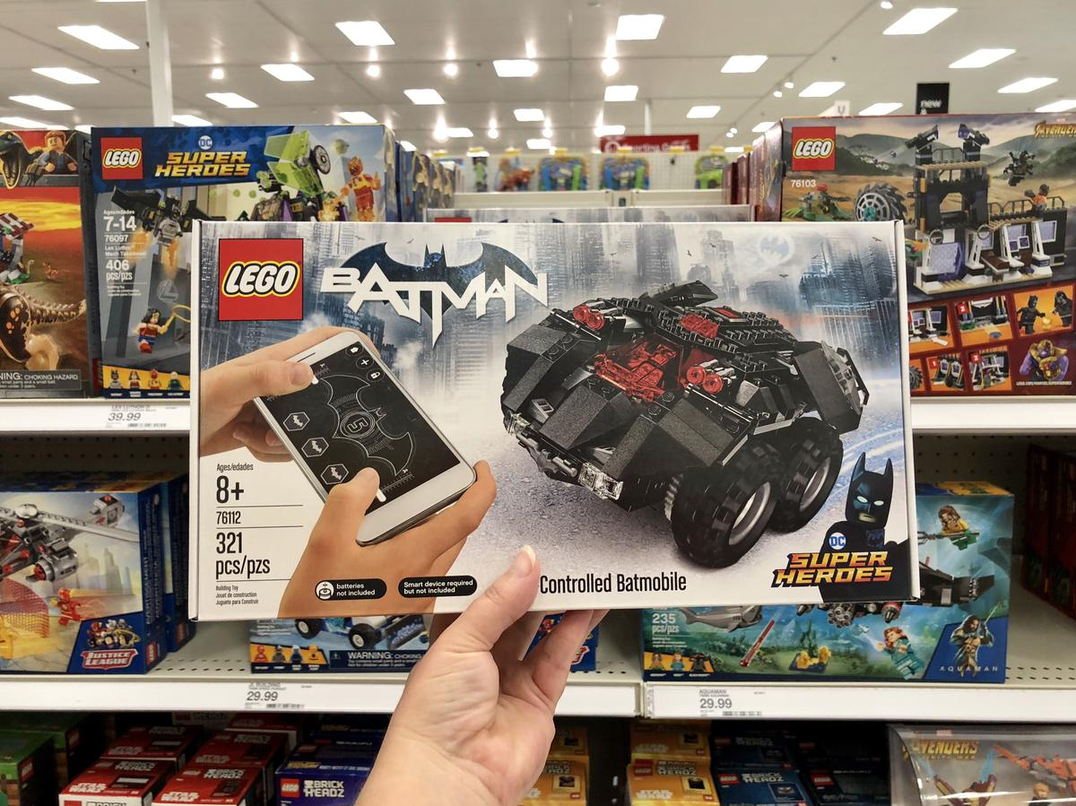target top holiday toys 2018 – LEGO Batman Top Toys at Target