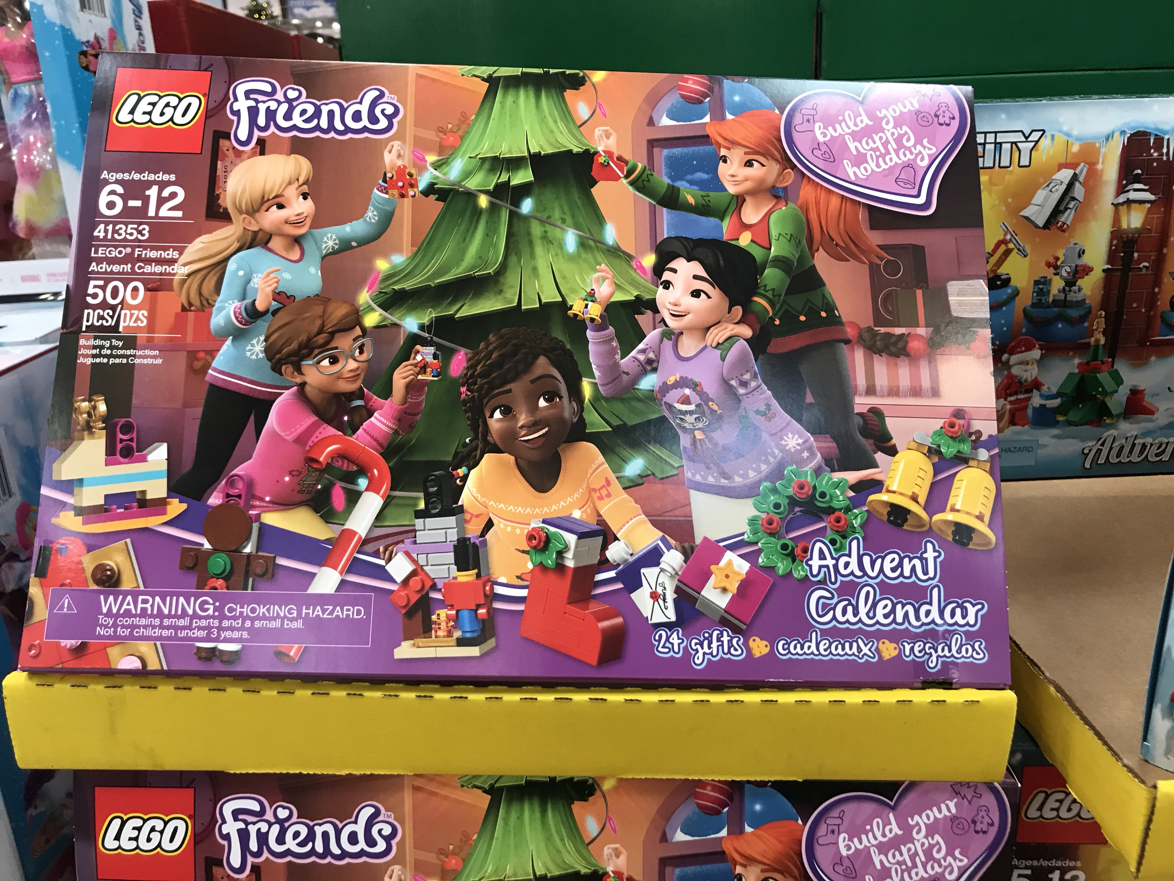 best 2018 advent calendars for kids and adults – LEGO Friends Advent Calendar