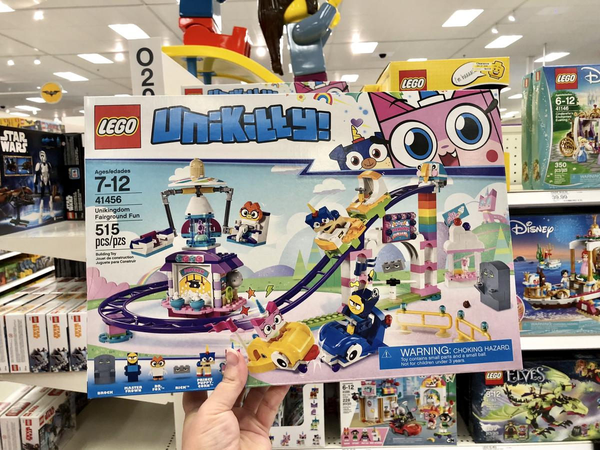 target top holiday toys 2018 – LEGO Unikitty at Target