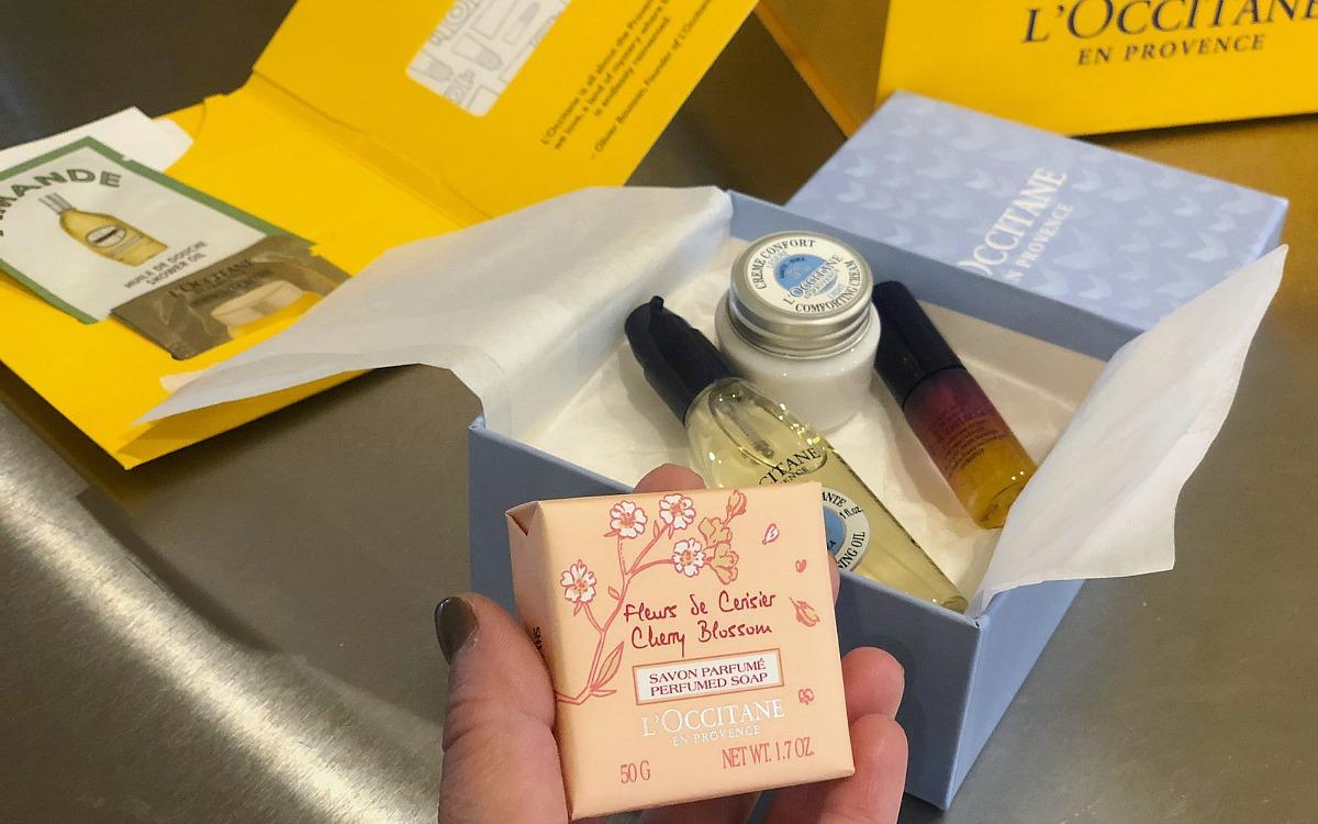 Keto snacks, activewear, and beauty samples deals! — l'occitane beauty box set