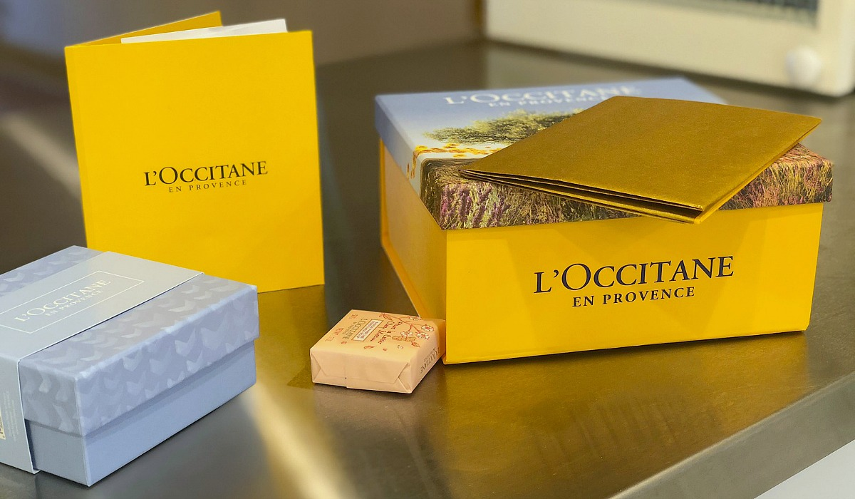 Keto snacks, activewear, and beauty samples deals! — l'occitane beauty box and gift box set