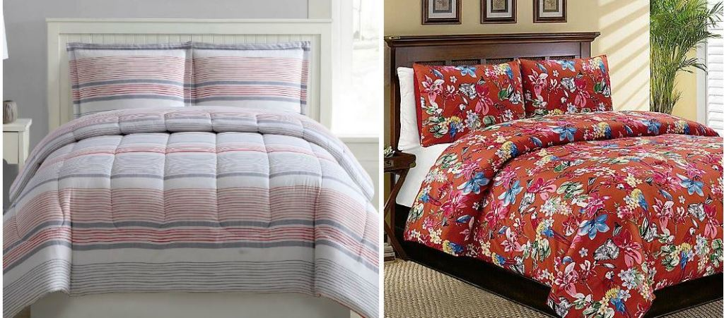Macy S 3 Piece Comforter Sets Only 19 99 Regularly 80