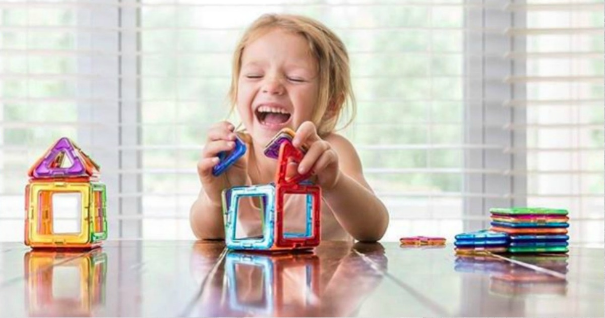 Magformers 37-Piece Set Only $24.49 on Zulily (Regularly $50) + More