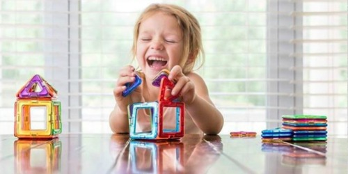 Zulily: Magformers Classic 30-Piece Magnetic Construction Set Only $28.99 (Regularly $50) + More