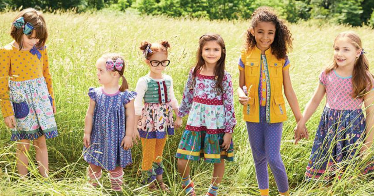 58ac7d6363 Through November 12th, head over to Zulily.com where they are hosting a  sale on Matilda Jane Clothing, Accessories and Household Items for Girls &  Women.