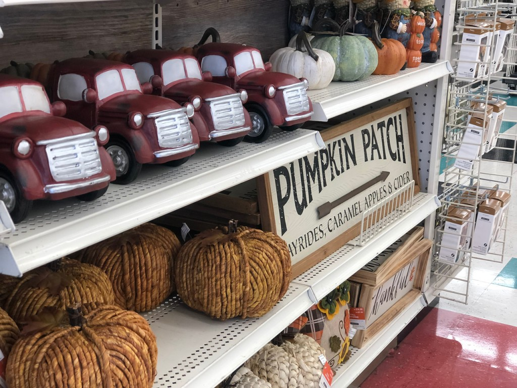 Michaels: Fall Home Decor Signs Only $4 (Regularly $10 ...