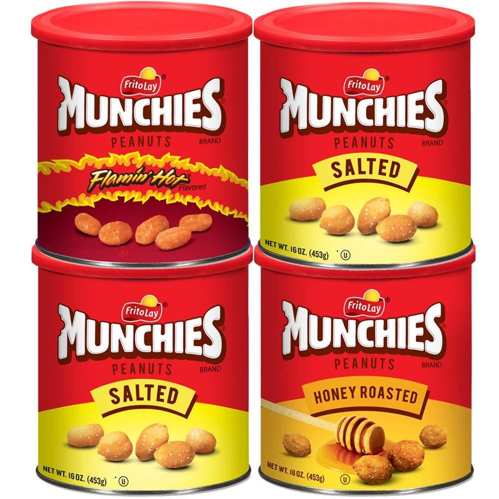 Munchies Peanuts on Amazon