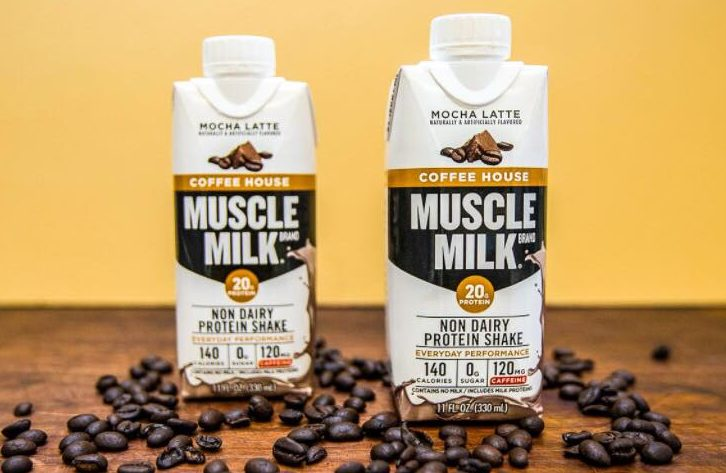 Muscle Milk Coffee House singles at Target