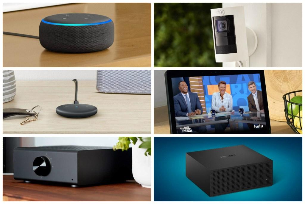 new Amazon product releases