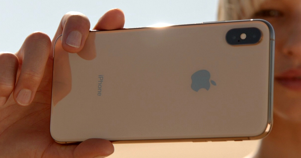Will you buy the new apple iphone (pictured here) or Apple watch?