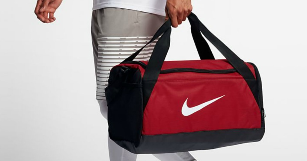 fede057559cc Hop on over to Eastbay.com where this Nike Brasilia Small Duffel is on sale  for  24.99 shipped (regularly  39.99).