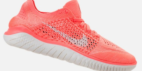 Nike Women's Flyknit Running Sneakers Only $52.48 Shipped (Regularly $120)