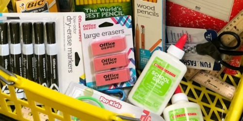 Up to 88% Off School & Office Supplies at Office Depot/OfficeMax