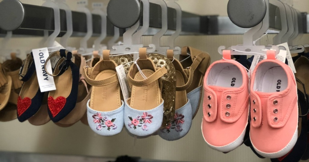 buy online 076f8 90fab 50% Off Kids Shoes at Old Navy (In-Store   Online)