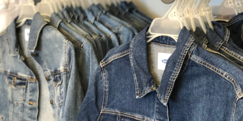 Old Navy Women's Jean Jackets Only $15 (Regularly $40)