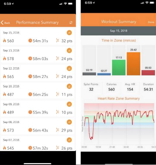 orangetheory fitness review – the app