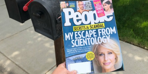 FREE One-Year Subscription to People Magazine (Over $100 Value) – Do Not Miss This!