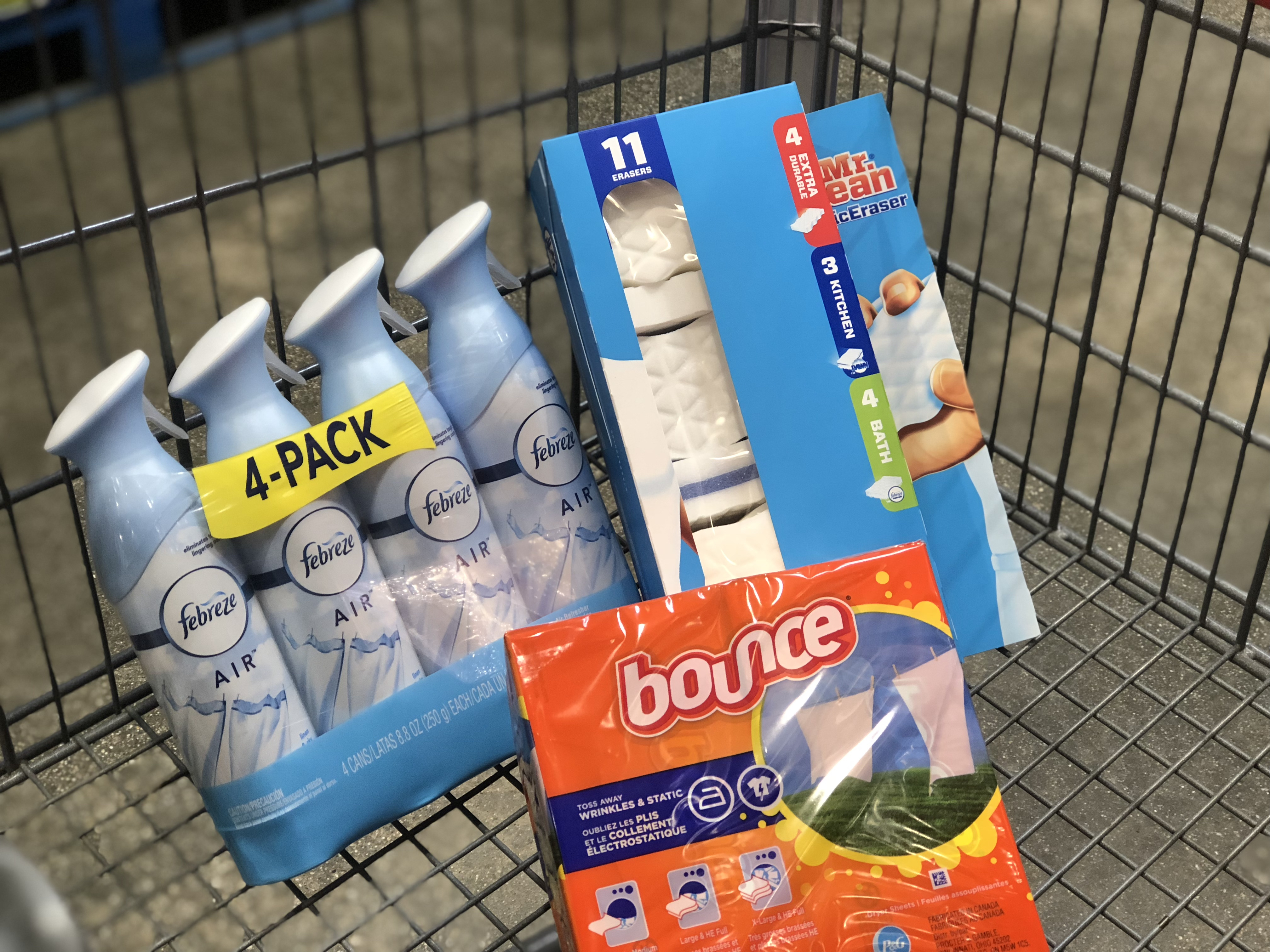 Costco Monthly Deals for September 2018 - P&G promotion at Costco