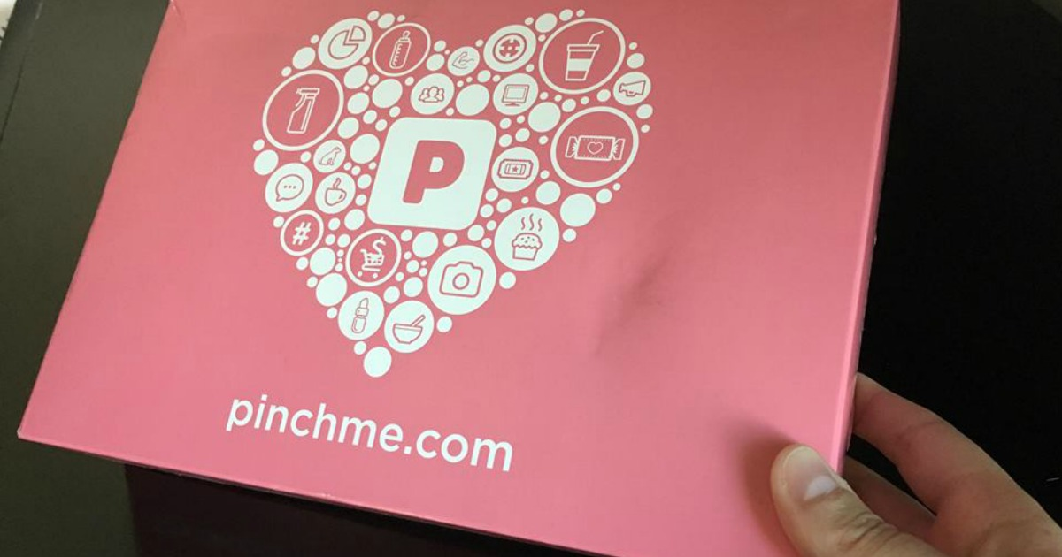 Free PINCHme Samples at 12PM ET