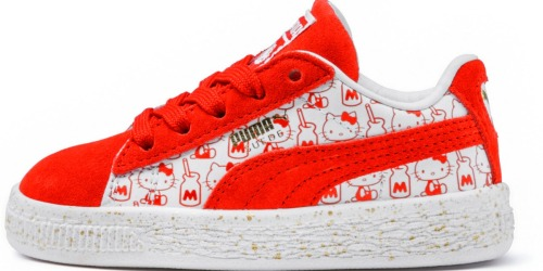016272dede2 PUMA Hello Kitty Shoes Only  39.99 Shipped (Regularly  70) - Hip2Save
